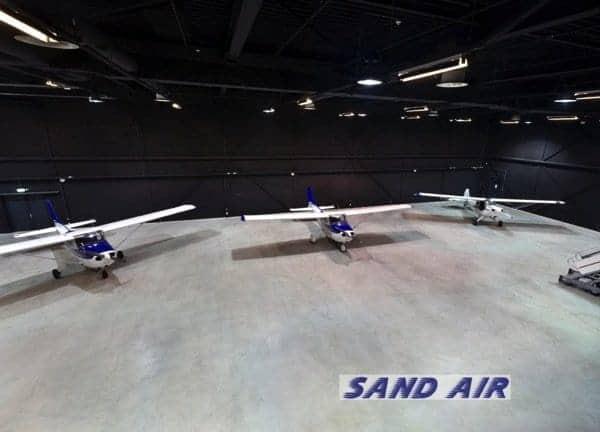Hangar Sand Air