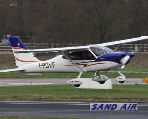 Sand Air vliegles